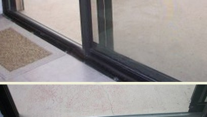sliding door seal